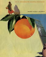 "Robert Pollard, (Dislodge) The Immortal Orangemen [Book+7"" EP] (7"")"
