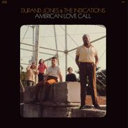 Durand Jones & The Indications, American Love Call [Translucent Orange Vinyl] (LP)