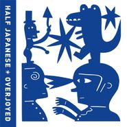 Half Japanese, Overjoyed (CD)