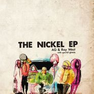 """AG, The Nickel EP [Black Friday] (12"""")"""