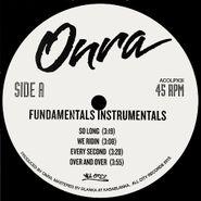 Onra, Fundamentals Instrumentals (LP)