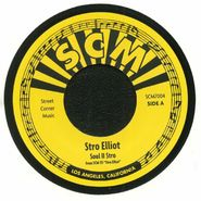 "Stro Elliot, Soul II Stro / The Egyptian Way (7"")"
