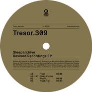 """Sleeparchive, Revised Recordings EP (12"""")"""