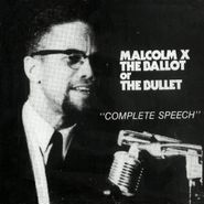 Malcolm X, Ballot Or The Bullet (LP)