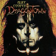 Alice Cooper, Dragontown [Black Friday Orange Vinyl] (LP)