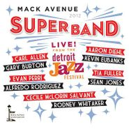 Mack Avenue Superband, Live From The Detroit Jazz Festival 2012 (CD)