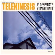 Telekinesis, 12 Desperate Straight Lines (CD)