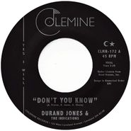 """Durand Jones & The Indications, Don't You Know / True Love (7"""")"""