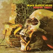 Black Market Brass, Undying Thirst [Gold Vinyl] (LP)