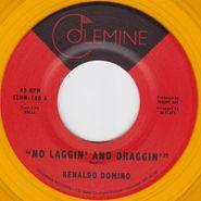 """Renaldo Domino, No Laggin' & Draggin' / Give Up The Love [Gold Vinyl] (7"""")"""