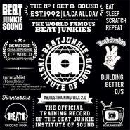 The Beat Junkies, Bios Training Wax 2.0 (LP)