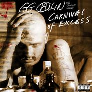 G.G. Allin, Carnival Of Excess [Expanded Edition] (CD)