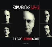 Expansions: The Dave Liebman Group, Expansions Live (CD)