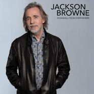 """Jackson Browne, Downhill From Everywhere / A Little Soon To Say (12"""")"""