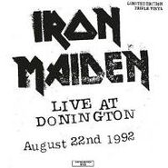 Iron Maiden, Live At Donington - August 22nd, 1992 [Mini-LP] (CD)