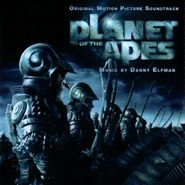 Danny Elfman, Planet of the Apes [Score] (CD)