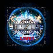 Tesla, Mechanical Resonance Live! (CD)