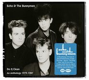 Echo & The Bunnymen, Do It Clean: An Anthology 1979-1987 (CD)