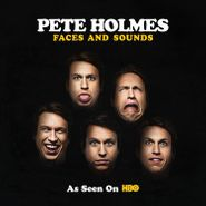 Pete Holmes, Faces & Sounds (LP)