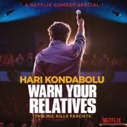 Hari Kondabolu, Warn Your Relatives (LP)