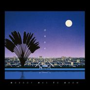 Onra, Nobody Has To Know (LP)