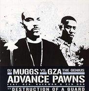 """DJ Muggs, Advance Pawns (12"""")"""