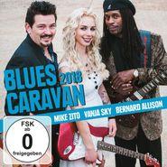 Mike Zito, Blues Caravan 2018 (CD)