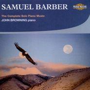 Samuel Barber, Barber: Complete Solo Piano Music (CD)