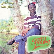Sony Enang, Don't Stop That Music (LP)