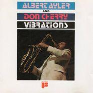Albert Ayler, Vibrations [Black Friday Blue/White Swirl Vinyl] (LP)