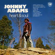 Johnny Adams, Heart & Soul [Record Store Day Blue Vinyl] (LP)