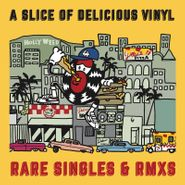 Various Artists, A Slice Of Delicious Vinyl: Rare Singles & RMXS [Black Friday Colored Vinyl] (LP)