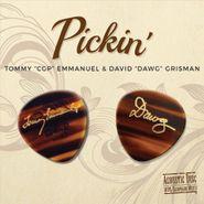 Tommy Emmanuel, Pickin' (CD)
