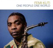 Femi Kuti, One People One World (CD)