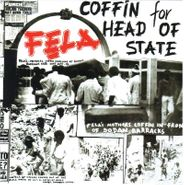 Fela Kuti, Coffin For Head Of State (LP)
