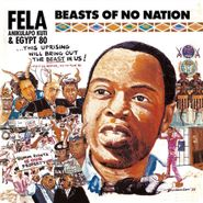 Fela Kuti, Beasts Of No Nation (LP)