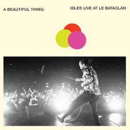 Idles, A Beautiful Thing: Idles Live At Le Bataclan [Neon Clear Orange Vinyl] (LP)