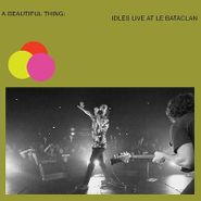 Idles, A Beautiful Thing: Idles Live At Le Bataclan [Neon Clear Lime Vinyl] (LP)