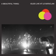 Idles, A Beautiful Thing: Idles Live At Le Bataclan [Neon Clear Pink Vinyl] (LP)