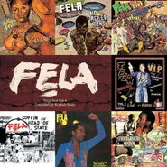 Fela Kuti, Vinyl Box Set 4 (LP)