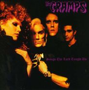 the cramps songs the lord taught us lp