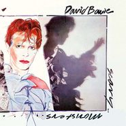 David Bowie, Scary Monsters (CD)
