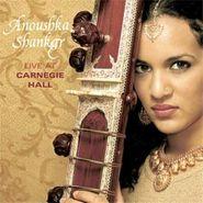 Anoushka Shankar, Live At Carnegie (CD)