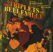 Benoît Charest, The Triplets Of Belleville [Score] (CD)