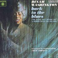 Dinah Washington, Back To The Blues (CD)