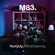 M83, Hurry Up, We're Dreaming [180 Gram Blue & Pink Vinyl] (LP)