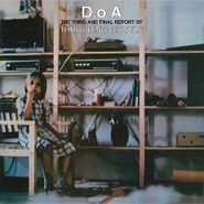 Throbbing Gristle, D.O.A.: Third & Final Report Of Throbbing Gristle [Green Vinyl] (LP)