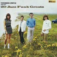 Throbbing Gristle, 20 Jazz Funk Greats [Green Vinyl] (LP)