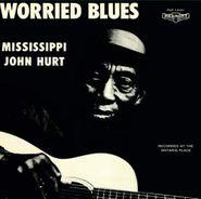 Mississippi John Hurt, Worried Blues [180 Gram Vinyl] (LP)