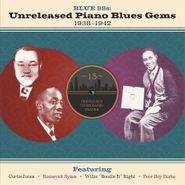 Various Artists, Blue 88s: Unreleased Piano Blues Gems 1938-1942 (CD)